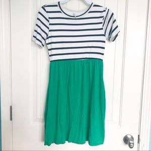 Bellamie dress with pockets size small